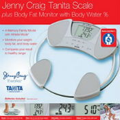 The Jenny Craig Tanita Scale review
