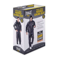 Everlast Super Sweat Hooded Sauna Suit review