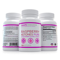 Shape Organics Raspberry Ketones Pure Review