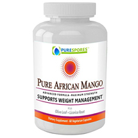 Purespores Pure African Mango Review