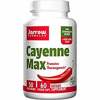 Jarrow Formulas Cayenne Max Review